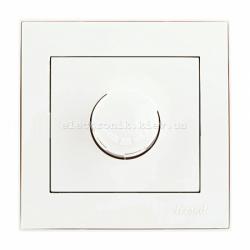 RAIN Диммер 800 Вт жемчужно-белый перламутр