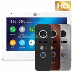 NeoLight MEZZO HD и NeoLight PRIME FHD комплект видеодомофона