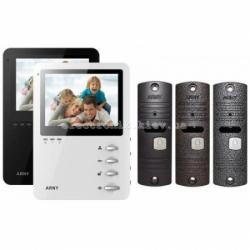 ARNY AVD-410M и ARNY AVP-05 комплект видеодомофона
