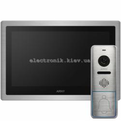 ARNY AVD-1050-AHD и ARNY AVP-NG420-AHD (125°) комплект видеодомофона