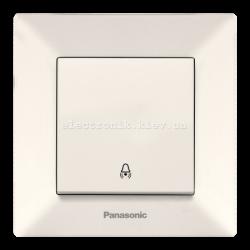 Panasonic ARKEDIA SLIM крем  Кнопка звонка
