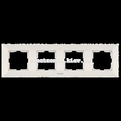 Panasonic ARKEDIA SLIM крем Рамка 4-я горизонтальная