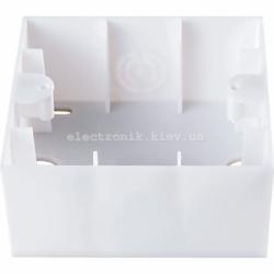 Panasonic ARKEDIA SLIM белый  Коробка для наружного монтажа
