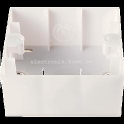 Panasonic ARKEDIA SLIM крем  Коробка для наружного монтажа