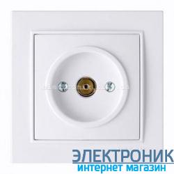 Розетка ТВ Проходная THOR