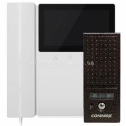 Commax CDV-43K2 и Commax DRC-4CPN2 (90°) комплект видеодомофона