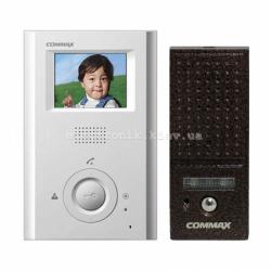 Commax CDV-35H и Commax DRC-4CPN2 (90°) комплект видеодомофона