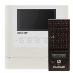 Commax CDV-43M и Commax DRC-4CPN2 (90°) комплект видеодомофона
