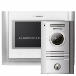 Commax CDV-70M и Commax DRC-40K комплект видеодомофона