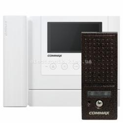 Commax CDV-43MH и Commax DRC-4CPN2 (90°) комплект видеодомофона