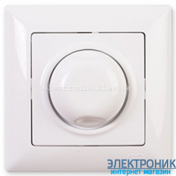 GUNSAN VISAGE белый Светорегулятор 1000VA