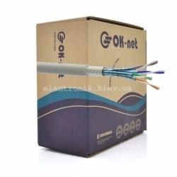 Бухта кабеля сетевой FTP-Cat5 (4x2x0.51) внутренний экранированный 305 метров