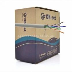 Бухта кабель сетевой UTP-Cat5 (4*2*0,51) внутренний 305 метров