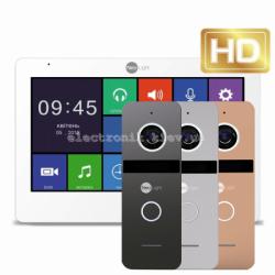 NeoLight MEZZO HD и NeoLight SOLO FHD комплект видеодомофона