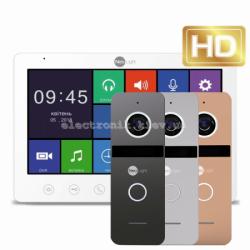 NeoLight GAMMA HD и NeoLight SOLO FHD комплект видеодомофона