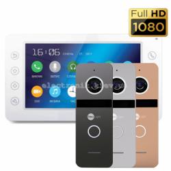 NeoLight KAPPA+ HD и NeoLight SOLO FHD комплект видеодомофона