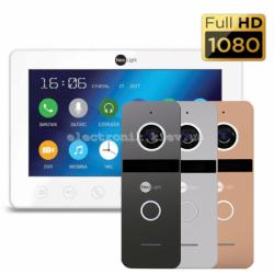 NeoLight OMEGA+ HD и NeoLight SOLO FHD комплект видеодомофона