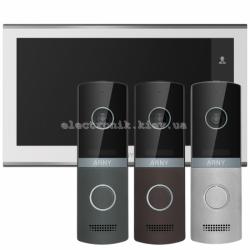 ARNY AVD-740 и ARNY AVP-NG230 (1Mpx) комплект видеодомофона
