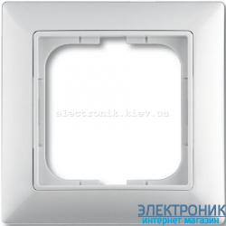 Рамка 1-пост ABB Basic 55 белый