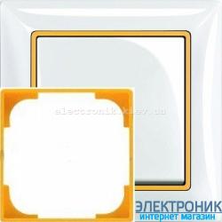 Накладка декоративная Жёлтая