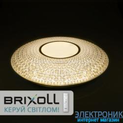 LED SMART Светильник с пультом BRX-60W-022