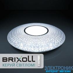 LED SMART Светильник с пультом BRX-40W-021