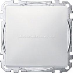 Выключатель 1-клавишный Merten System Design полярно-белый