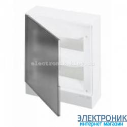 Щит прозрачный навесной 24М Basic E (с клеммами)