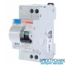 Дифференциальный автомат ABB DS 951 AC-C25/0,03A