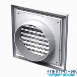 Розетка штепсельная четырехместная с заземляющим контактом открытой установки
