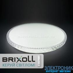 LED SMART Светильник с пультом BRX-60W-016