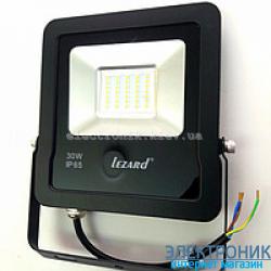 Светодиодный прожектор Lezard 30W-6500K