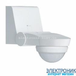 Датчик движения внешней установки 360° IP55 белый Hager EE840