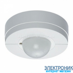 Датчик движения коридорный 360° белый Hager EE880