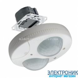 Датчик присутствия 1-канальный с головкой Hager EE810