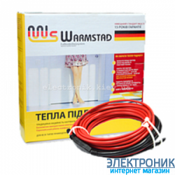 Двухжильный кабель Warmstad WSS-150 (8,5м)