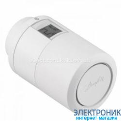 Радиаторный терморегулятор Danfoss Eco Bluetooth