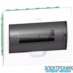 Щит Schneider-Electric Easy9 встроенный 12 модулей прозрачная дверь IP40