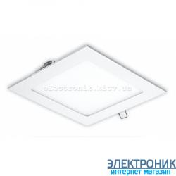 Світлодіодна панель квадратна-18Вт (225x225) 6400K, 1440 люмен