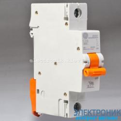 Автоматический выключатель Domus 6 kA, 50 A, 1p, С