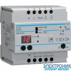 Светорегулятор универсальный 20-1000Вт Hager EV102
