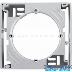 Коробка Schneider (Шнайдер) Asfora для наружного монтажа алюминий