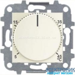 Терморегулятор теплого пола с датчиком ABВ Zenit белый