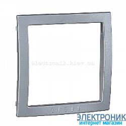 Вставка декоративная для рамок Schneider (Шнайдер) Unica Colors Серебро