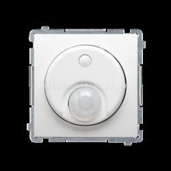Выключатель BASIC с датчиком движения, белый