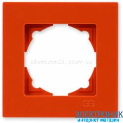 Рамка 1-я Gunsan Eqona оранжевые