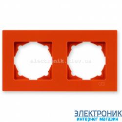 Рамка 2-я Gunsan Eqona оранжевые