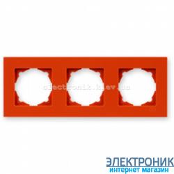 Рамка 3-я Gunsan Eqona оранжевые