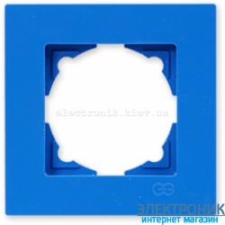 Рамка 1-я Gunsan Eqona голубая