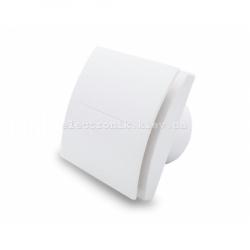 Вытяжной вентилятор QUANTUM QD ∅150 BB (с обратным клапаном)